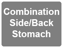 Combination Side Back Stomach
